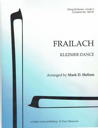 Frailach-Klezmer Dance
