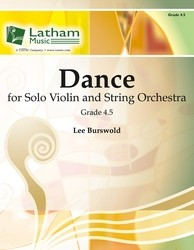 Dance for Solo Violin and String Or