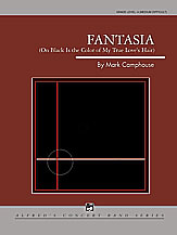 Fantasia on  Black Is the Color of My True Love's Hair