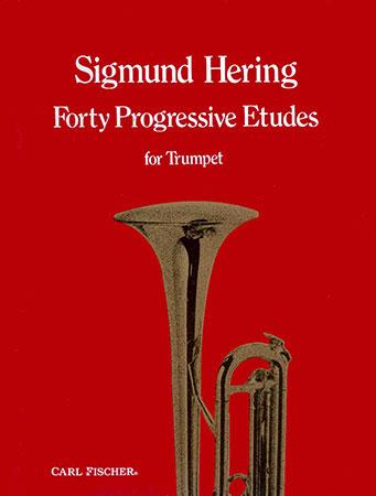 40 Progressive Etudes