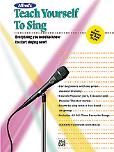 Teach Yourself to Sing-Book/CD