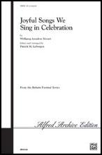 Joyful Songs We Sing in Celebration