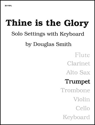Thine Is the Glory Cover