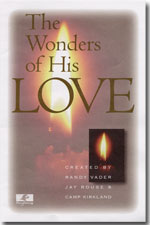 Wonders of His Love-SATB