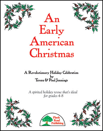 Early American Christmas-Kit/CD