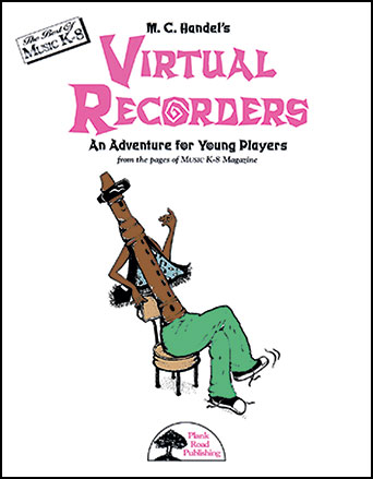 Virtual Recorders-Book/CD