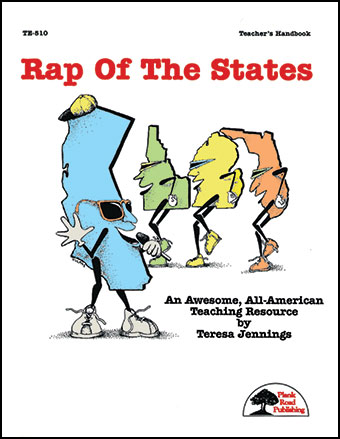 Rap of the States-Kit/CD