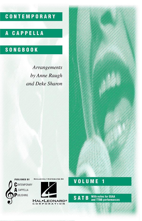 Contemporary A Cappella Songbook