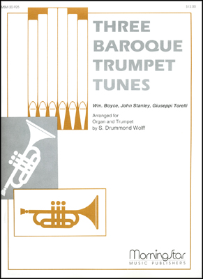 Three Baroque Trumpet Tunes
