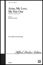 Arise, My Love, My Fair One