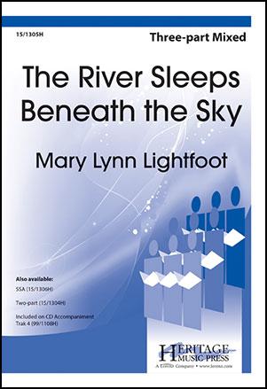 The River Sleeps Beneath the Sky