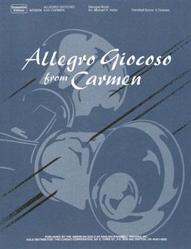 Allegro Giocoso from Carmen