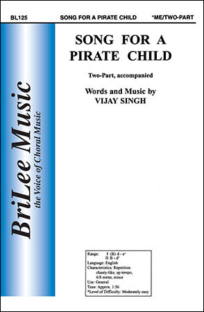 Song for a Pirate Child