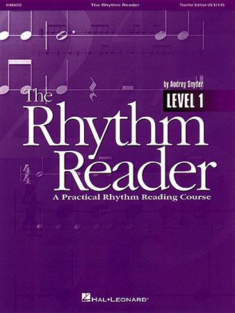 The Rhythm Reader #1 Cover