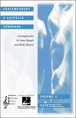 Contemporary A Cappella Songbook