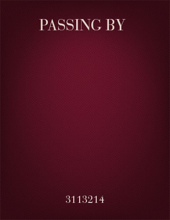 Passing by