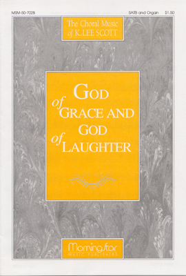 God of Grace and God of Laughter