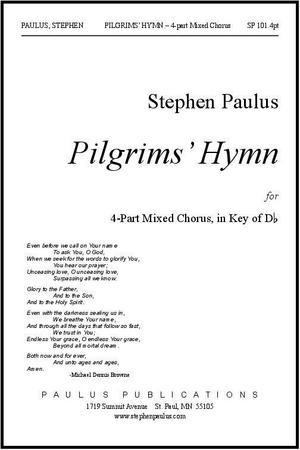 Pilgrims' Hymn