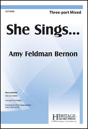 She Sings ... Thumbnail