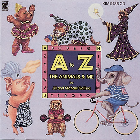 A to Z the Animals and Me