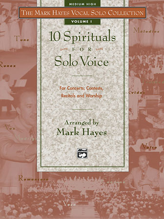 Ten Spirituals for Solo Voice