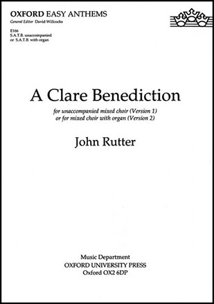 A Clare Benediction Thumbnail