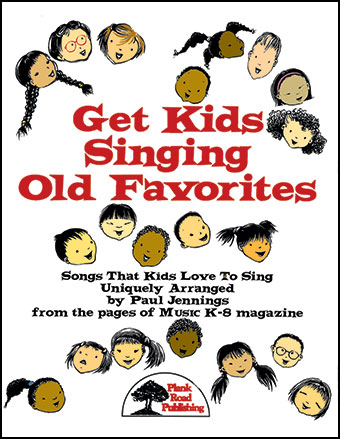 Get Kids Singing Old Favor-Kit/Cass