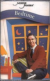 Mister Rogers Bedtime-Cassette