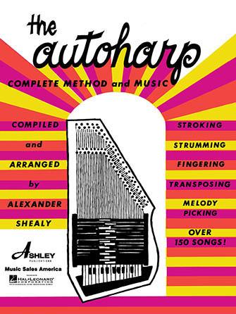 Autoharp - Complete Method Book