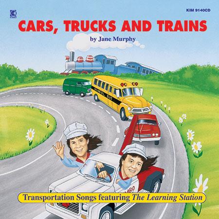 Cars Trucks and Trains
