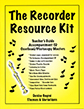 Complete Recorder Resource