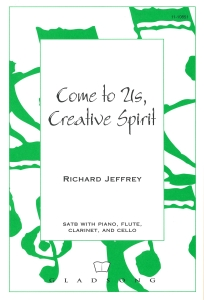 Come to Us Creative Spirit