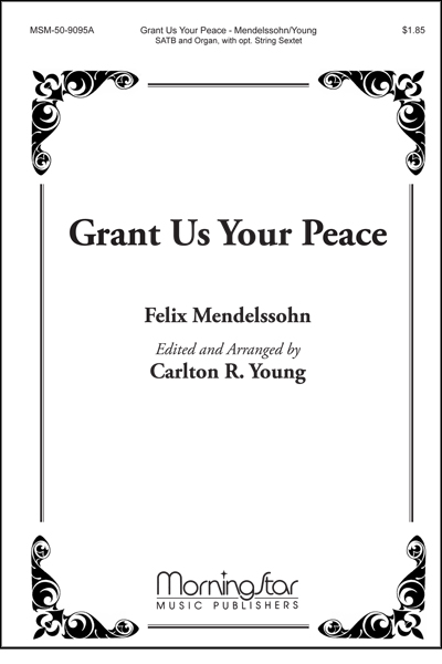 Grant Us Your Peace