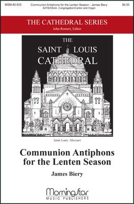 Lenten Communion Antiphons
