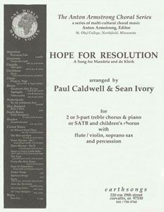Hope for Resolution