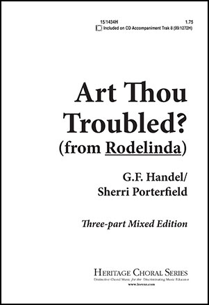 Art Thou Troubled?