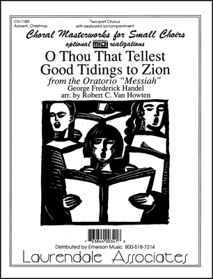 O Thou that Tellest Good Tidings