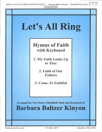 Let's All Ring Hymns of Faith