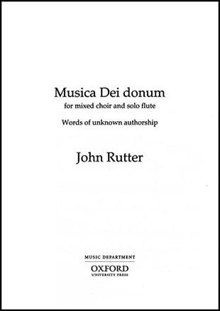 Musica Dei Donum