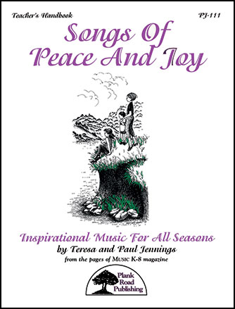 Songs of Peace and Joy-Perf Kit/CD