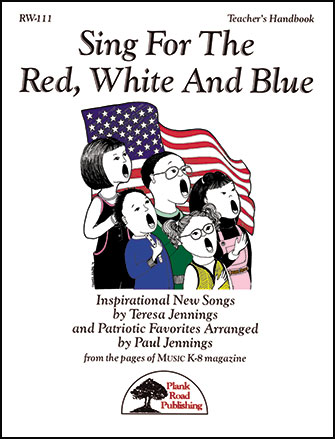 Sing for the Red White-Perf Kit/CD