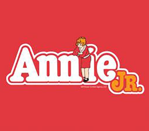 Annie Jr. Cover
