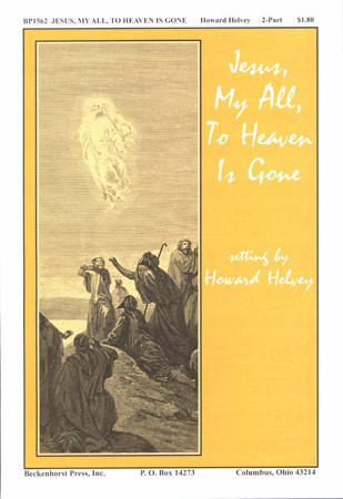 Jesus My All to Heaven Is gone Thumbnail