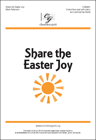 Share the Easter Joy