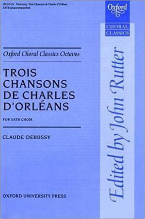 Trois Chansons de Charles d'Orleans