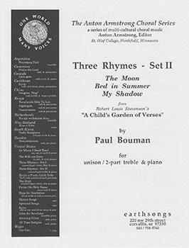 Three Rhymes-Set 2