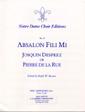 Absalon Fili Mi
