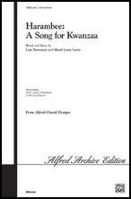 Harambee a Song for Kwanzaa