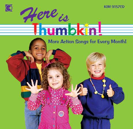 Here Is Thumbkin