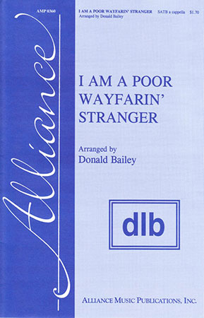 I Am a Poor Wayfaring Stranger